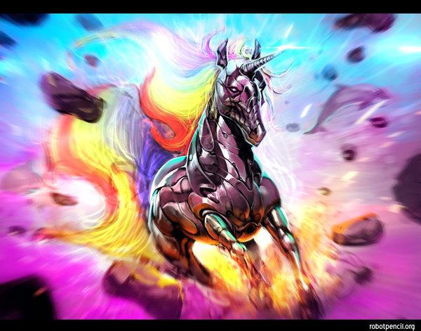 Kinaj 22 – Robot Unicorn (progressive house)