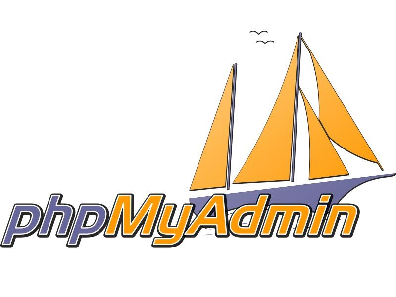 Install phpMyAdmin website