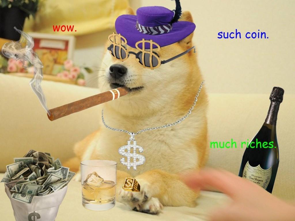 My Dogecoin experience: mining server