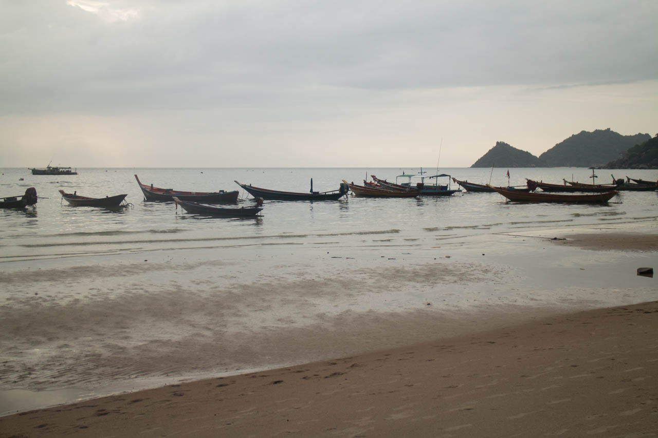 Thailand – Ko Tao and Ko Phangan