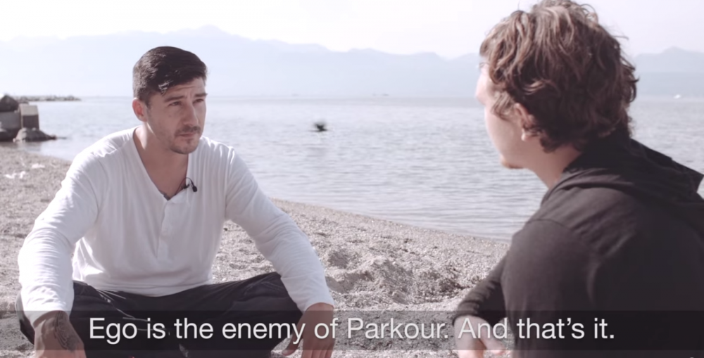 Exclusive interview with the founder of Parkour David Belle