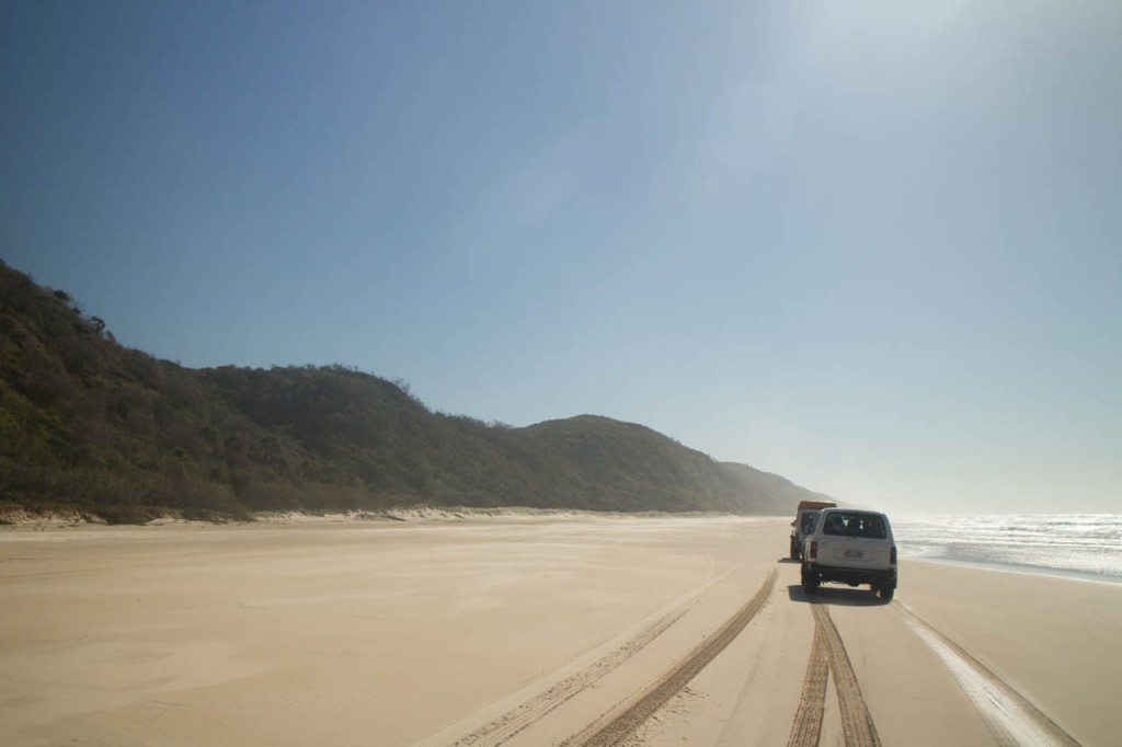 It's not cheap but an awesome adventure. The Fraser island are definilty worth seeing.