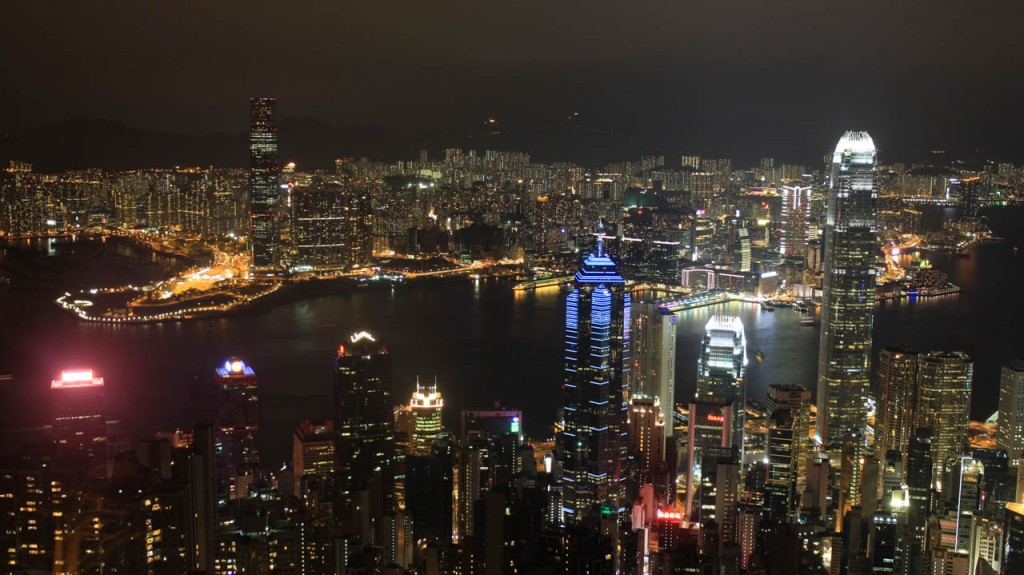 Go up to the Hong Kong Peak, head on a small road to the left and you will find the most beautiful view. Obviously also worth doing by night.