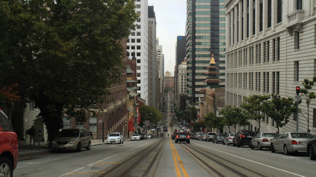 Of all the cities in California San Francisco is by far the nicest.