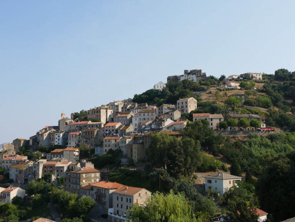 One of the thozen small and picturesque villages of Corsica.