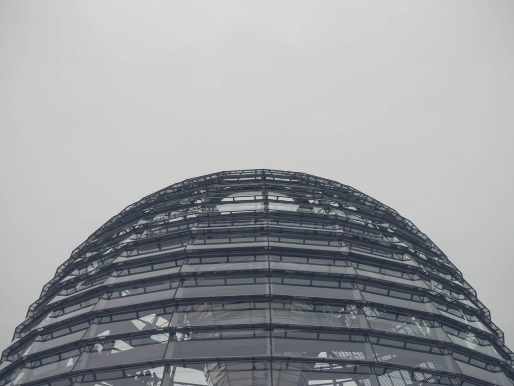 The Bundestag dome.  Should be on the list of every Berlin visitor.